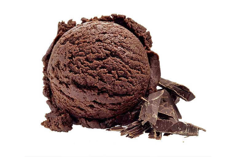 Sorbet Chocolat noir